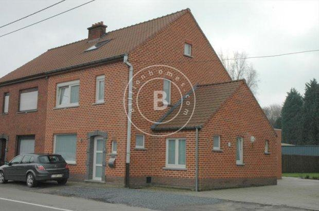 Kleine Badkamer Indeling ~ Immo Waregem Desselgemseweg 127  8790 Waregem