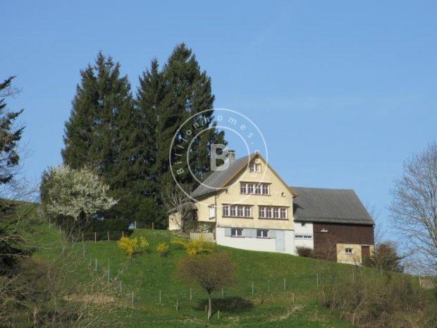 Walzenhausen Switzerland  city pictures gallery : Hofstatt 642 9428 Walzenhausen Haus Zu Verkaufen